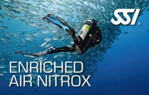 Enriched Air Nitrox Specialty Dive Course Bali
