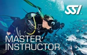 Dive Instructor Training Course in Bali