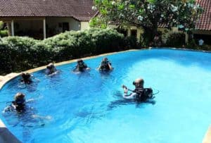 Open Water Course Bali