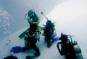 Open Water Diver Course Emergency Ascending