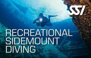 Sidemount Dive Specialty Course