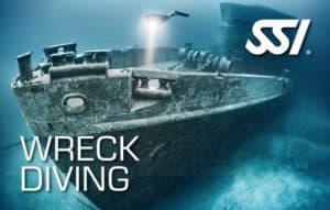 Wreck Specialty Dive Course