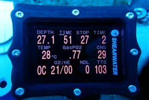 Dive Computer Specialty Dive Course