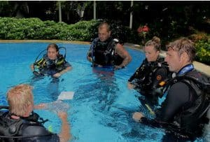 Pool Training Bali Assistant Instructor Course